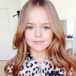 Дочь бывшего футболиста сборной России Руслана Пименова, 9-летняя Кристина признана самой красивой в мире хорошей девочкой, утверждает английское издание Mirror.