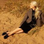 63-Летняя петербурженка моделью года по версии журнала Glamour стала.