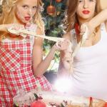 Марина Калашник и Элина Трепачева - модели модельного агентства EVA http://vk.com/model_school_eva.