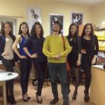 11 декабря в офисе модельного агентства OK-models прошел кастинг на роль соведущей для популярного теле- и радиоведущего Наримана Султанбекова.