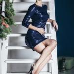 Маша Шихова (модельное агентство резицких) для Move GA_GA (Россия.