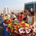 В Уфе состоятся фестивали цветов.