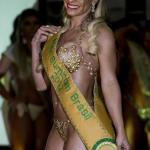 В Бразилии выбрали мисс бумбум 2014.