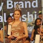 Витебчанка выиграла престижный международный конкурс красоты Luxury Brand Model Awards Global Fashion Week 2018.