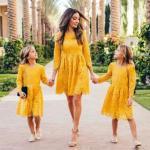 Амбициозная мама сделала из дочек - близнецов звезд модельного бизнеса.