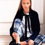 Алису Самсонову, девочку из Красноярска, назвали одной из 15 самых красивых моделей мира по версии британского издания Bright Sight.