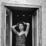 Моника беллуччи на Сицилии, 1991 г.
