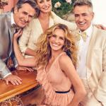 Джулия Робертс, Кэмерон диаз, Дермот малруни и Руперт Эверетт на обложке нового выпуска Entertainment Weekly.