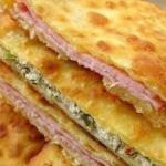 Суперидея для завтрака: сырные лепешки на кефире.