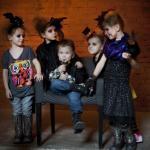 Совместные проекты. Детское модельное агентство Star Kids в предпоказной съемке.
